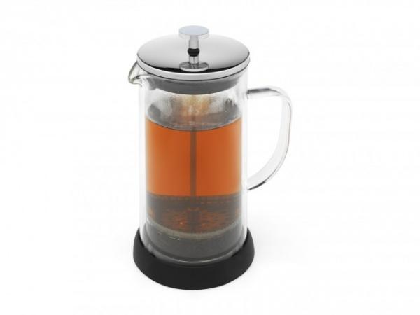 Tee- & Kaffeebereiter DUO Florence 1,0L, doppelwandig