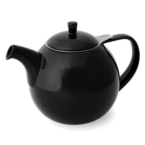 Teekanne Curve 1,3l Schwarz