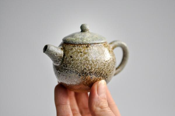 Teekanne 90ml hellgrau von Jan Pavek