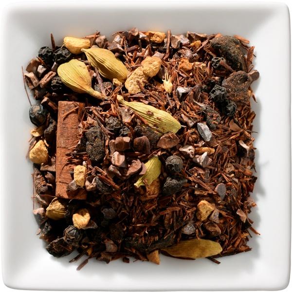 Rotbusch Schoko Chai (Heiße Schokolade)