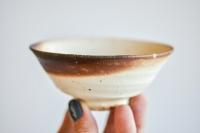 Teeschale 180ml Holzbrand von Erich Hovancik