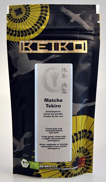 Bio Matcha Tekiro von Keiko im Vorteilspack