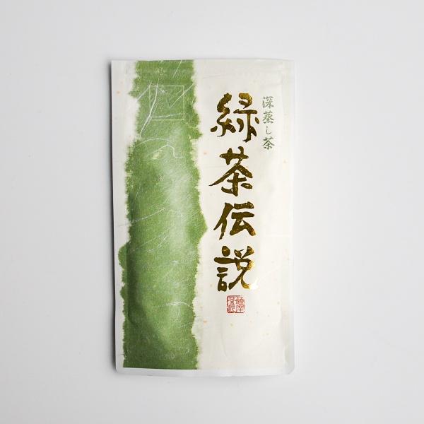 Sencha Ryokucha Densetsu, fukamushi