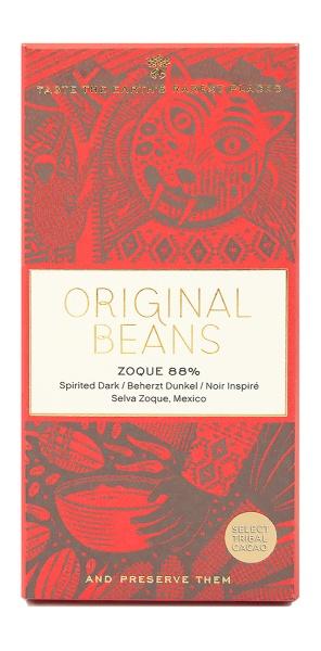 Original Beans, Zoque 88%