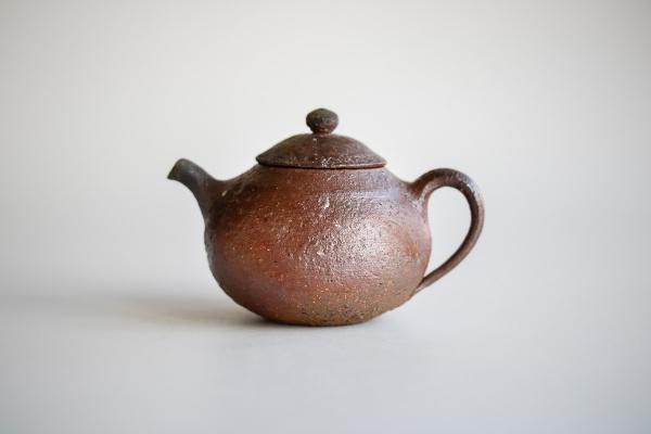 Teekanne Holzbrand 205ml von Martin Hanus