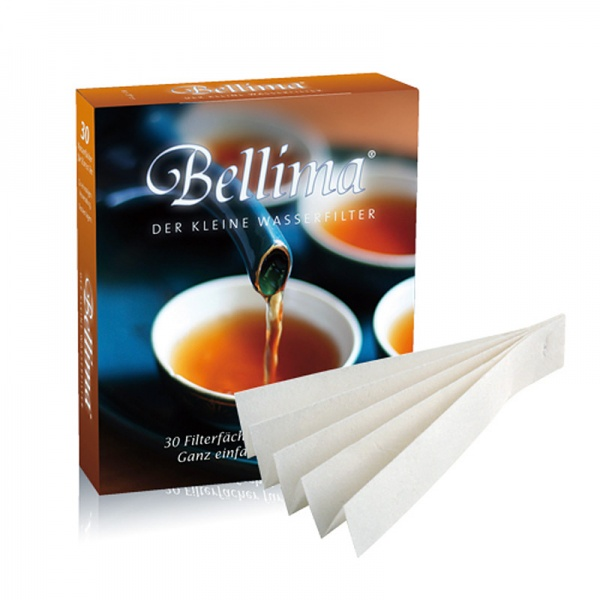 Bellima Wasserfächer (Einweg-Wasserfilter)