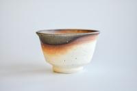 Teeschale 235ml Holzbrand von Erich Hovancik