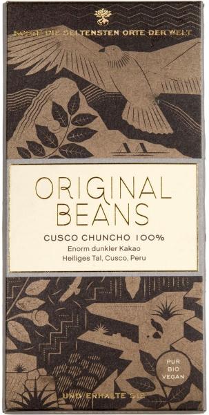 Original Beans, Cusco Chuncho 100%