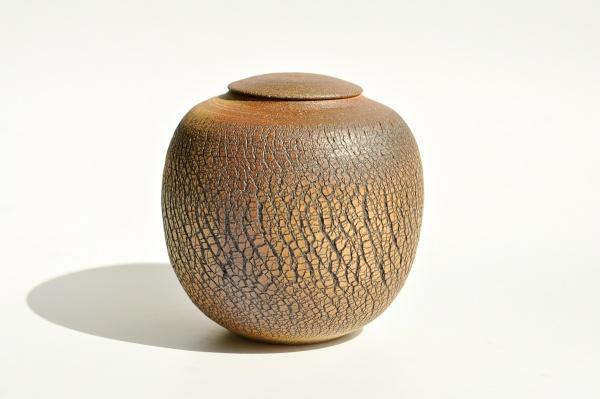 Keramikbehälter tree bark 1,3L Jiri Duchek Baumrindenoptik