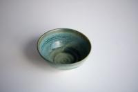Teeschale Korallenblau 200ml von Berthold Neumann
