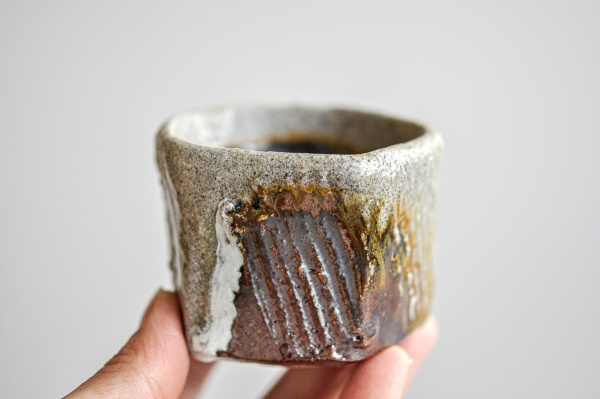 Teebecher 110ml fünfeckig von Zhang Gu Zhi
