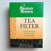 Teefiltertüten für Clip/Filterhalter, 100 Stk. Zubehör
