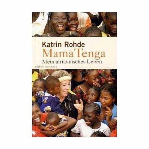 Buch MAMA TENGA - Mein afrikanisches Leben