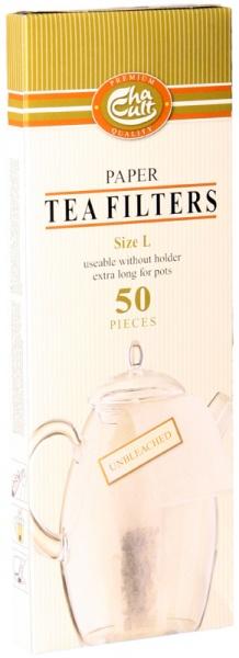 Teefilter extralang