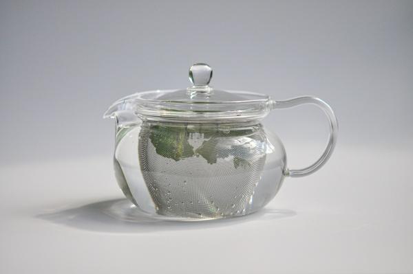 Teekanne 450ml aus Glas von HARIO