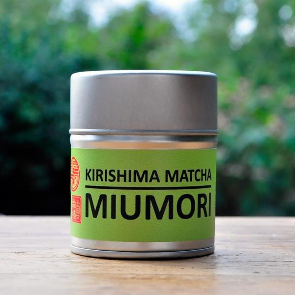 Bio Matcha Miumori 20g Dose