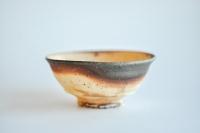 Teeschale 185ml Holzbrand von Erich Hovancik