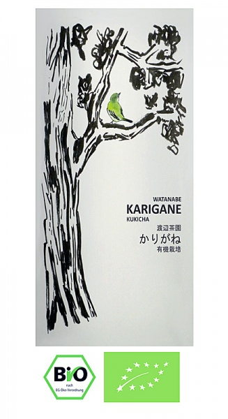 Bio Kukicha Karigane Watanabe Yakushima -100g