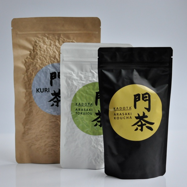 3er Set Kadota (Koucha, Kuri Kamairi, Arasaki Tokujou Kamairi)