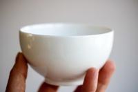 Teeschale Weiß 260ml
