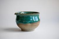 Ausschankkanne dunkelgrün 140ml von Michiko Shida, Abkühlgefäß, Pitcher, Cha Hai