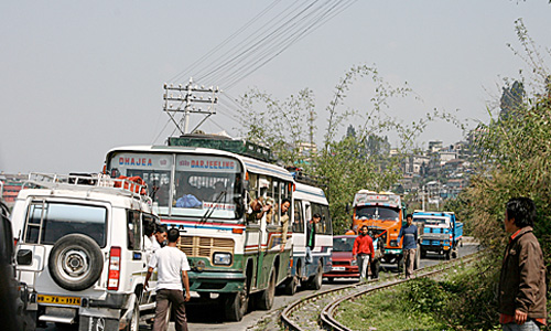 VerkehrDarjeeling