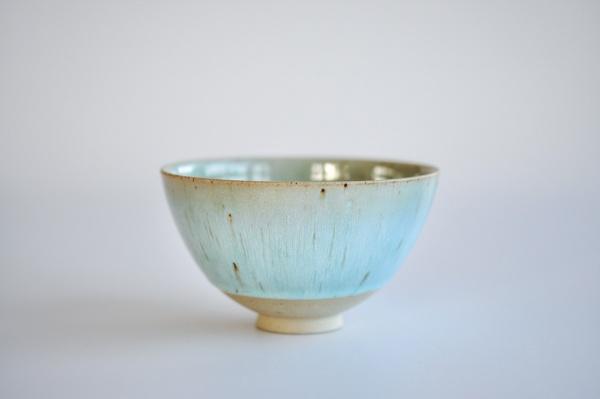 Teeschale M mit Außenglasur, Himmel trifft Erde 290-330 ml