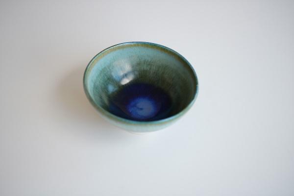 Teeschale Dunkelblau 140ml von Berthold Neumann