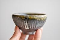 Teeschale 115ml geriffelt von Zhang Gu Zhi