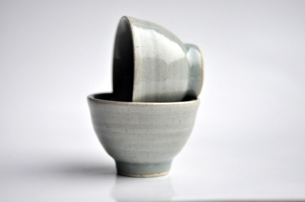 Celadon Cup 80ml von Kato Juunidai Nr. KA06