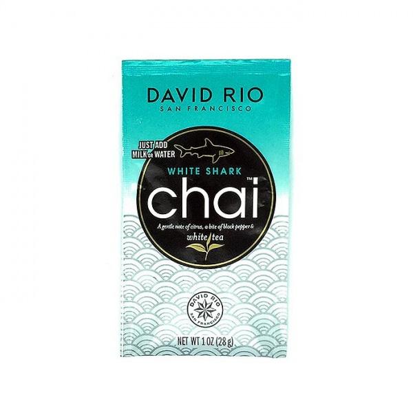 White Shark Chai, Tassenportion von David Rio