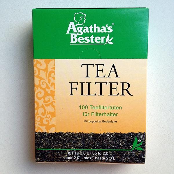 Teefiltertüten für Clip/Filterhalter