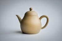 Yixing Duanni Teekanne 160ml Zisha-Kanne Birnenform von Jie Zhao