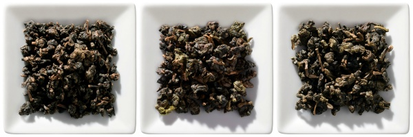 High End Oolong von Meister Atong Cheng Set No2 Schnupperpaket 3x 10g