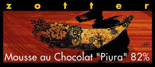 "Zotter Mousse au Chocolat ""Piura"" 82%"