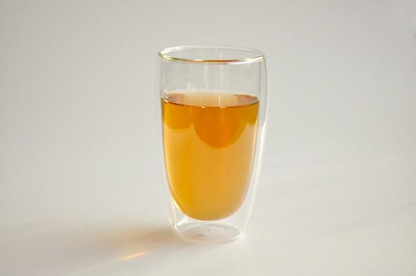 Teeglas doppelwandig 0,4L groß