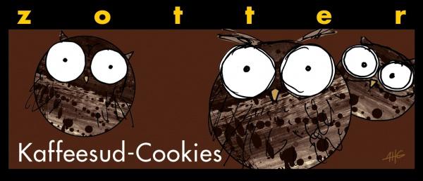 Zotter Kaffeesud-Cookies