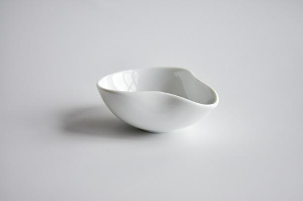 Teepräsentierschale / Cha He aus Porzellan