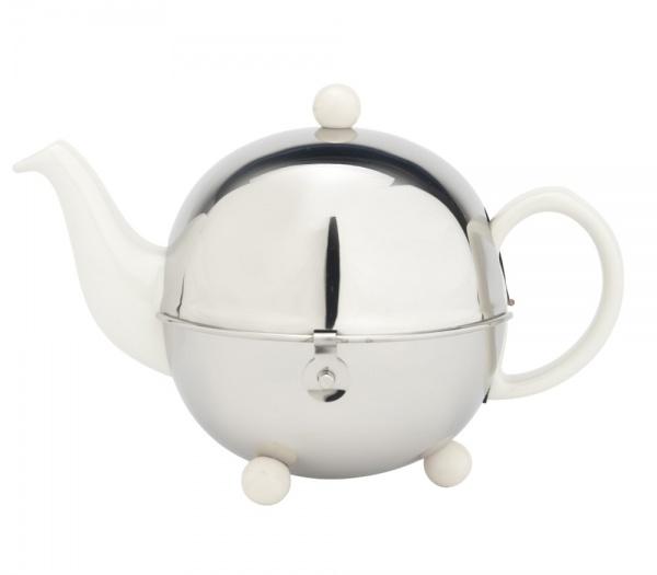Teekanne Cosy, Cremeweiß, 0,9L