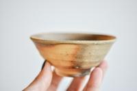 Teeschale 155ml Holzbrand von Erich Hovancik