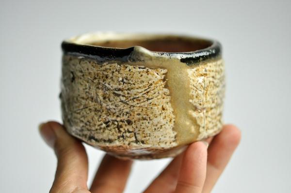 Teeschale braun 275ml von Martin Hanus