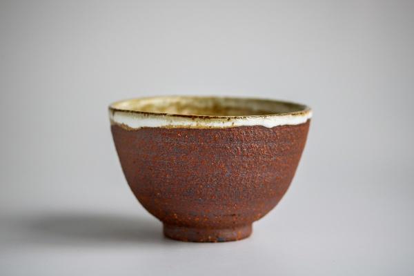 Teeschale 240-290ml sandfarben von Martin Koller
