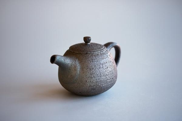 Teekanne silbergrau 175ml von Petr Sklenicka
