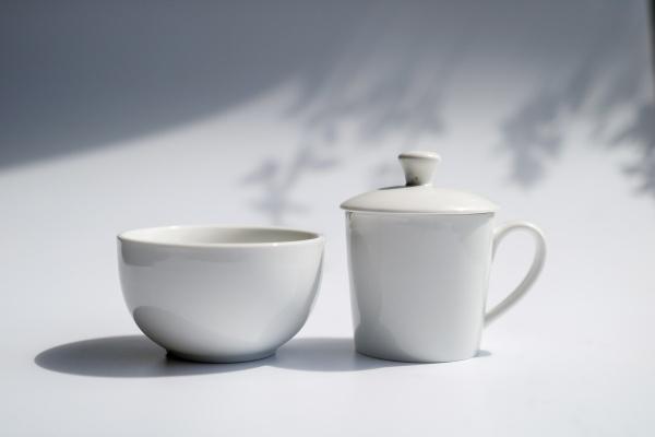 Tea Taster Set Porzellan, Teataster-Set