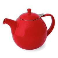 Teekanne Curve 1,3l Rot