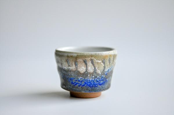 Cup 75ml blau